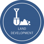Picure of Land Development Icon