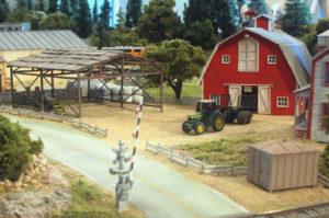 residential farm building